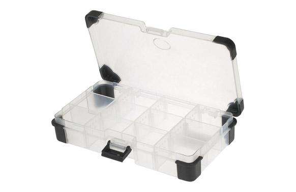 Clasificador plastico con cantoneras anti chock 95 x 160 x 30 mm
