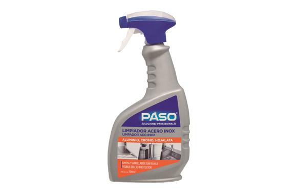 Limpiador acero inox profesional 500 ml