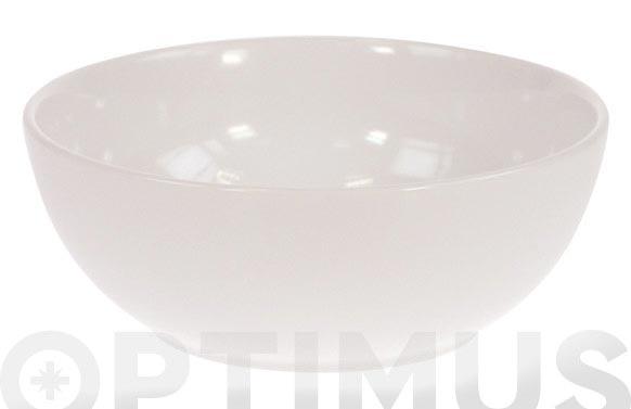 Bol cereales porcelana 15 cm-blanco
