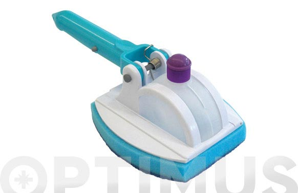 Esponja limpia liner piscina