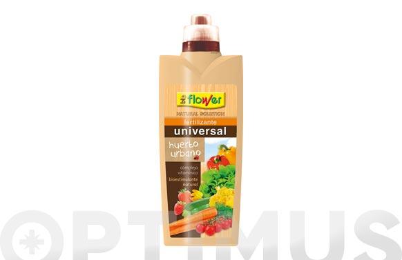 Fertilizante liquido biologico humus-1l