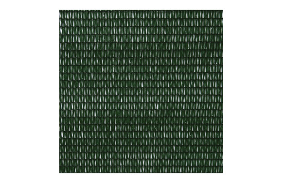 Malla ocultacion pe/rf 80% 2 x 10 m verde oscuro