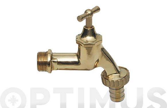 Grifo laton 3/4'' para deposito agua para depositos graf