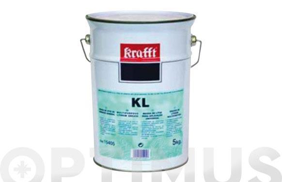 Grasa litio complejo k2 plex 5 kg