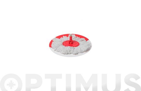 Mocho para cubo centrifugo mopa micro fibra