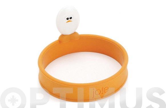Molde silicona huevo joie 50600-redondo