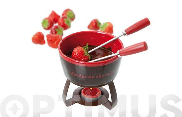 Fondue chocolate dreams joie 96244-roja