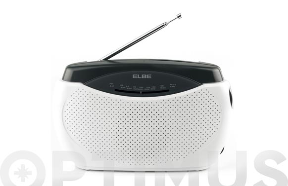 Radio analogica elbe rf-48