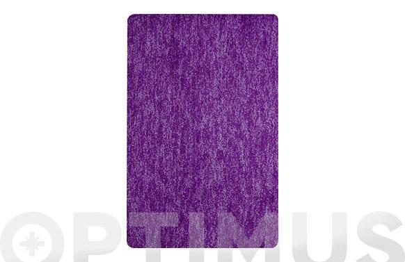Alfombra baño 40x60 gobi lila