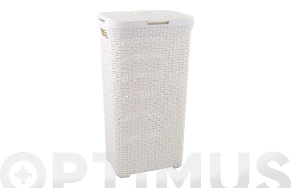 Pongotodo natural style 40l blanco