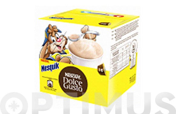 Capsula dolce gusto pack 16 uds nesquik