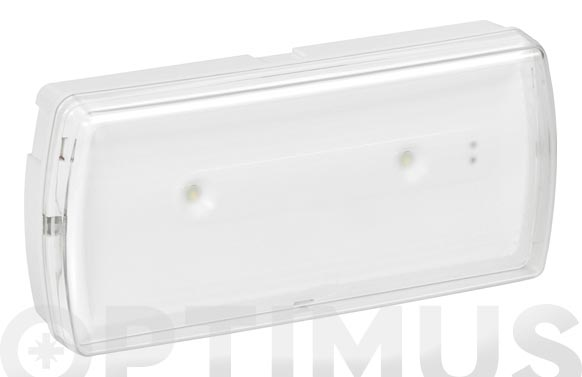 Luminaria emergencia led ura21 70 lumens