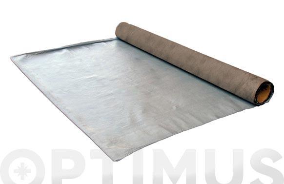 Lamina impermeable autoadhesiv humedad 1x3m