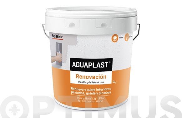 Aguaplast renovacion 4 kg pasta