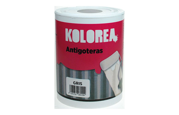Antigoteras 750 ml gris