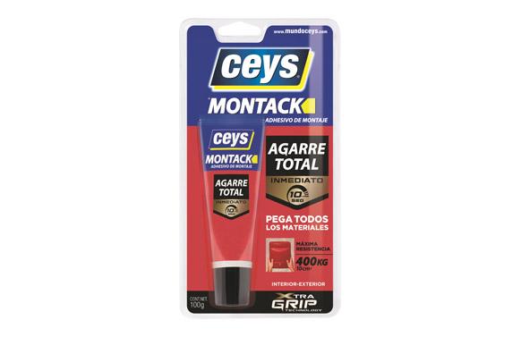 Adhesivo montaje montack express 100 gr