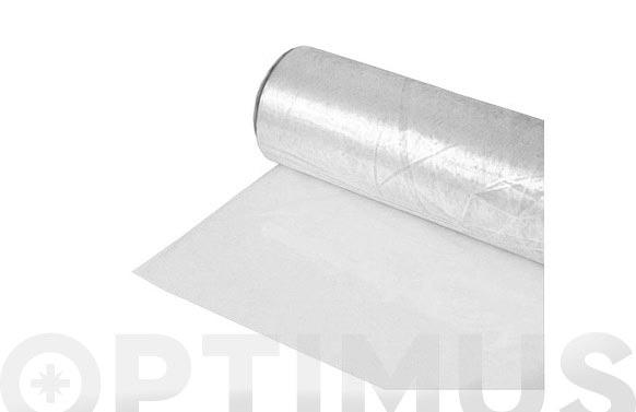 Plastico polietileno g-400 transparente 4 x 10 m