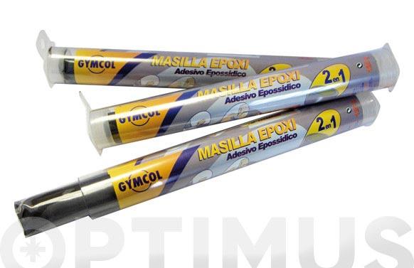 Masilla epoxi rapida tubo 125gr