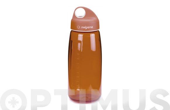 Bidon hidratacion movil 650ml n-gen naranja