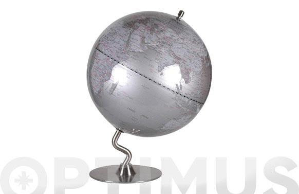 Globo terraqueo diseño 30cm