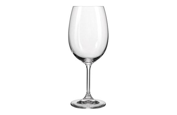 Copa cristal bohemia lara agua/vino-35cl