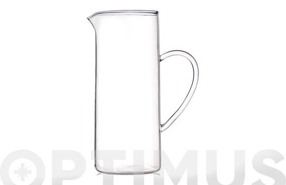 Jarra agua vidrio 1,2 l boros estilook
