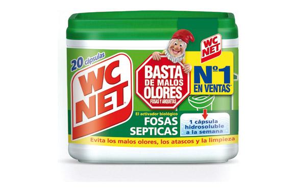 Elimina olores fosas septicas 20 capsulas x 18 gr