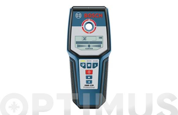 Detector metales gms 120