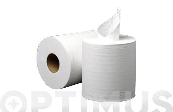 Papel secamanos reciclado 2 capa 150mt