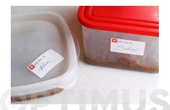 Etiqueta adhesiva congelador 140u 50x30mm