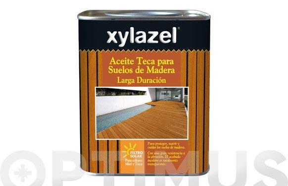 Aceite teca suelos teca 750 ml