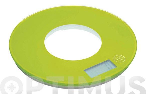 Balanza cocina digital k.craft verde-5kg