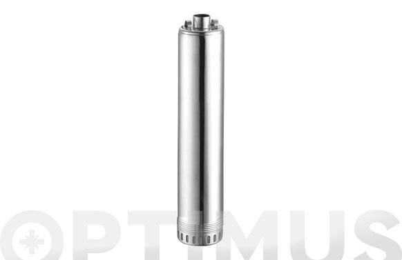 Bomba sumergible pozo aguas limpias 900 w inox 6000 l/h motegi 184