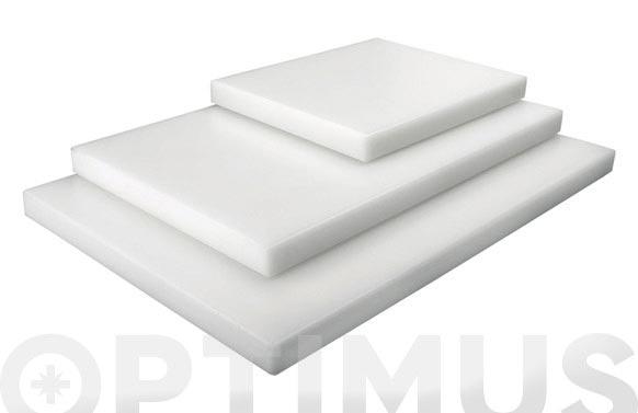 Tabla cortar 35 x 26,5 x 2 cm blanca