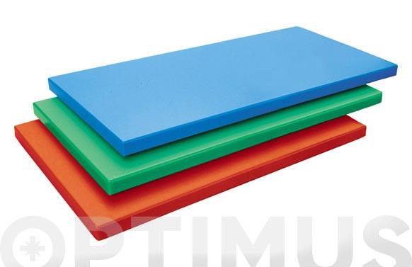 Tabla cortar 35 x 26,5 x 2 cm azul