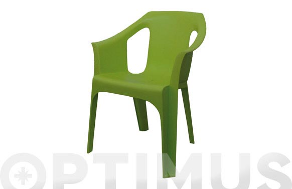 Sillon resina apilable cool lscoc-lima