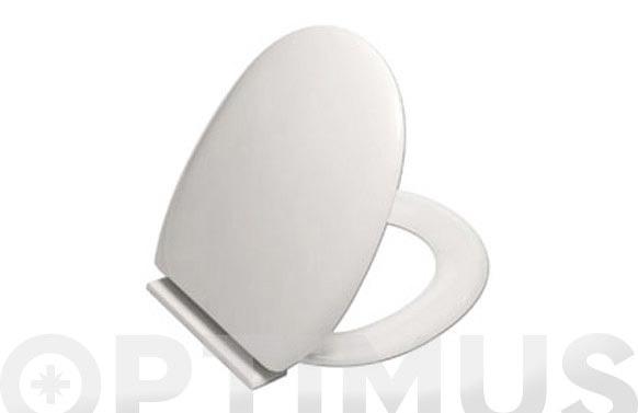Tapa wc enid blanca 35,5 cm x 40 min - 43 max