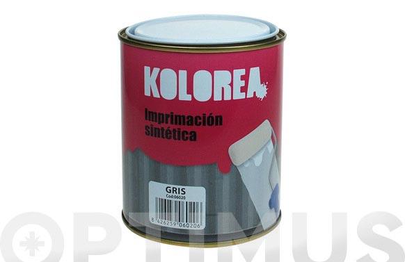 Imprimacion sintetica antioxidante 5 kg negro