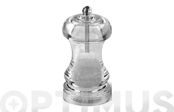 Molinillo sal acrilico 125