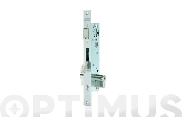 Cerradura puerta metalica serie 2240 2240-30 mm inox