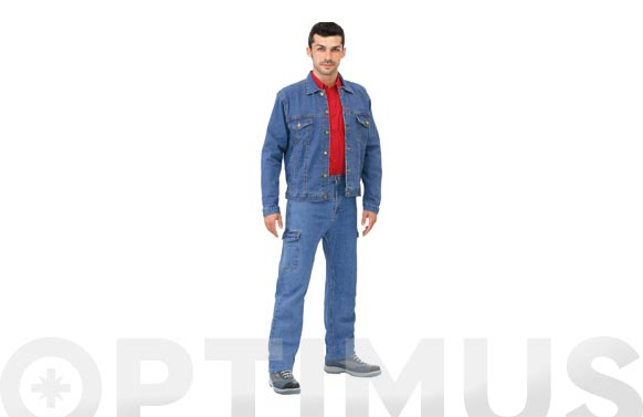 Pantalon tejano multibolsillos l5000 t 44