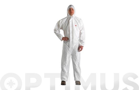Mono antiestatico t/5/6 blanco 4510-t.m
