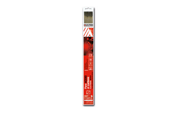 Electrodo rutilo e6013 35 uds 1,60 x 250 mm
