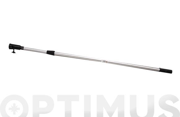 Alargo extensible aluminio extensible 2 m