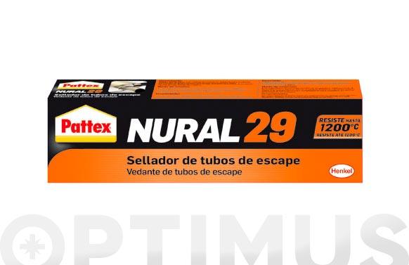 Masilla tubos de escape nural 29 140 gr