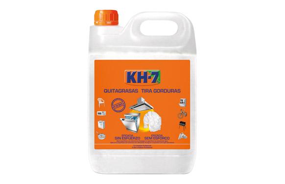 Limpiador kh-7 quitagrasa profesional 5 l