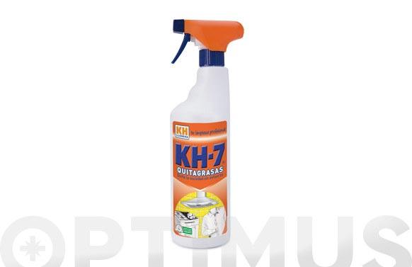 Limpiador kh-7 quitagrasa 750 ml pulverizador