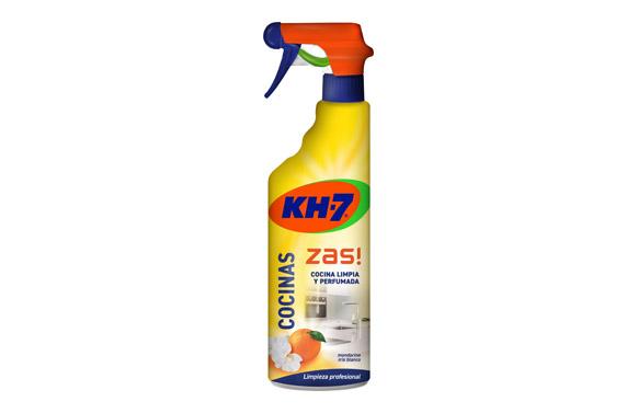 Limpiador kh-7 zas cocina pistola 750 ml