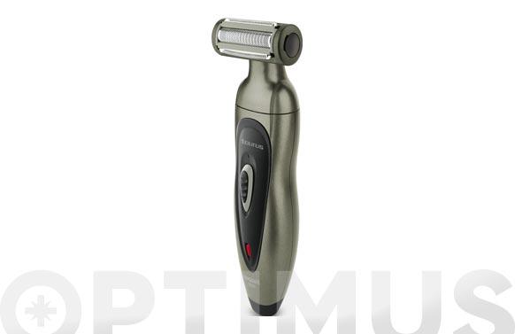 Depiladora corporal masculina trim & shave ii