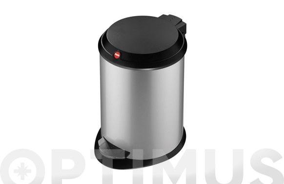 Cubo pedal gris 4 l t 1.4